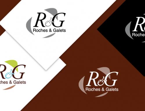 Création de Logo :  Roches & Galets