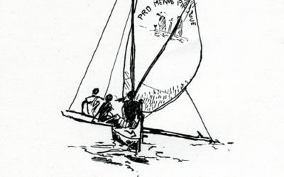 Pirogue de Madagascar