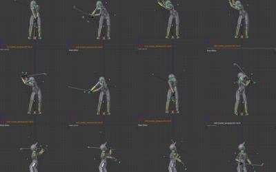 Swing animation