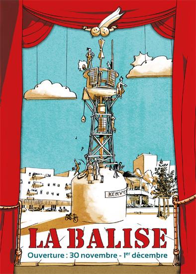 Affiche : La Balise