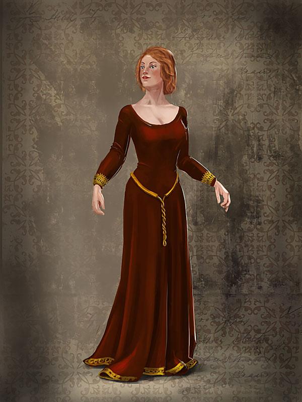 vêtements médiéval