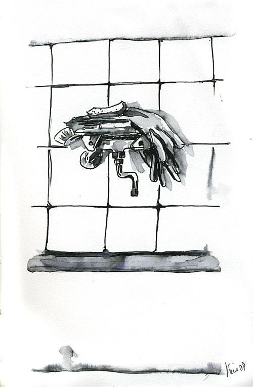 la cuisine de julie...2eme dessin